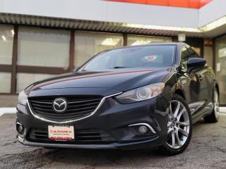 Used 2014 Mazda MAZDA6 GT | Navi | BSM | Leather | Sunroof | Bose for sale in Waterloo, ON