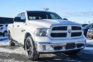Used 2016 RAM 1500 OUTDOORSMAN CREW 4X4 ECODIESEL for sale in St-Hubert, QC