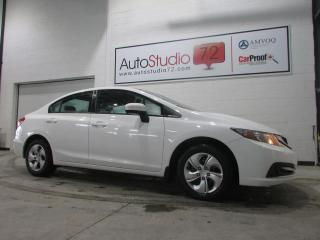 Used 2014 Honda Civic LX**AUTO**BLUETHOOT**A/C for sale in Mirabel, QC