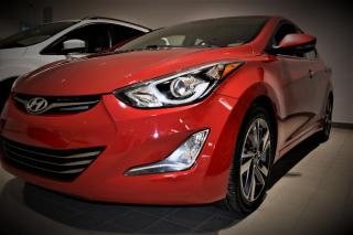 Used 2016 Hyundai Elantra Limited for sale in St-Eustache, QC
