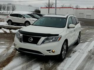 Used 2013 Nissan Pathfinder 4WD 4DR PLATINUM for sale in Kitchener, ON