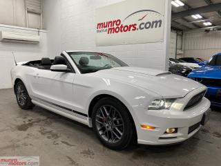 Used 2014 Ford Mustang 2dr Conv V6 Premium Club of America HID headlight for sale in St. George Brant, ON