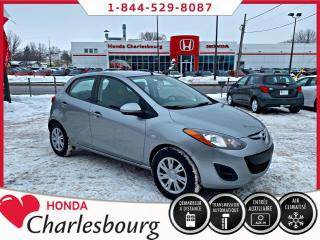 Used 2012 Mazda MAZDA2 GX AUTOMATIQUE **GR.COMMODITÉ** for sale in Charlesbourg, QC