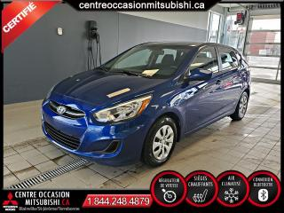 Used 2015 Hyundai Accent GL + AC + SIEGES-CHAUFFANTS + GR. ELECTR for sale in Blainville, QC