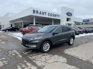 New 2020 Ford Escape SE for sale in Brantford, ON