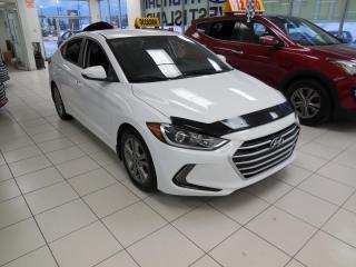 Used 2017 Hyundai Elantra GL AUTO TRACTION AVANT A/C MAGS BT CRUIS for sale in Dorval, QC