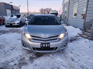 Used 2015 Toyota Venza for sale in Winnipeg, MB