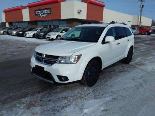 Used 2013 Dodge Journey R/T 4dr AWD Sport Utility Vehicle for sale in Steinbach, MB