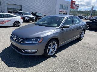 Used 2015 Volkswagen Passat Berline 4 portes 2,0 TDI DSG Highline for sale in Rivière-Du-Loup, QC