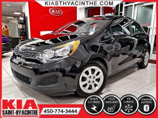 Used 2014 Kia Rio 5 LX+ ** SIÈGES CHAUFFANTS + A/C for sale in St-Hyacinthe, QC