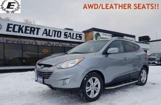 Used 2012 Hyundai Tucson GLS for sale in Barrie, ON