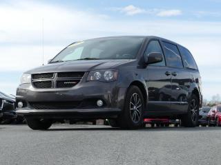 Used 2019 Dodge Grand Caravan GT /INT. CUIR / MAGS for sale in St-Georges, QC