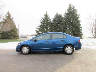 Used 2011 Honda Civic DXG- Automatic for sale in Thornton, ON