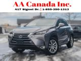 Photo of Grey 2017 Lexus NX