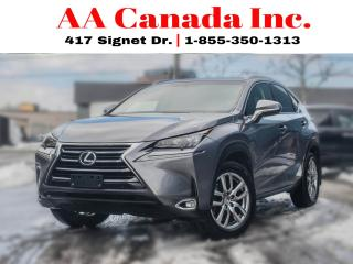 Used 2017 Lexus NX 200T |NAVI|SUNROOF| for sale in Toronto, ON