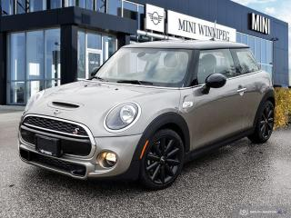 New 2019 MINI Cooper Cooper S for sale in Winnipeg, MB