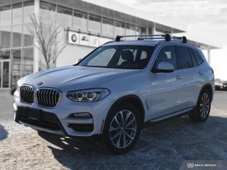 New 2019 BMW X3 xDrive30i for sale in Winnipeg, MB