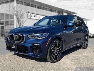 New 2020 BMW X5 xDrive40i Let US Go The Extra Mile for sale in Winnipeg, MB