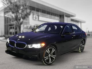 New 2020 BMW 3 Series 330i xDrive Lease from only $689/Mo!* for sale in Winnipeg, MB