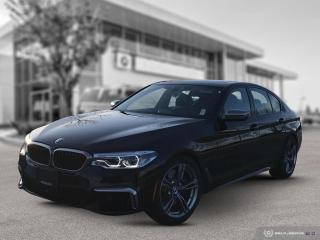New 2020 BMW 5 Series M550i xDrive Let US Go The Extra Mile for sale in Winnipeg, MB