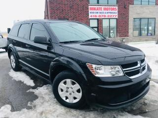 Used 2011 Dodge Journey SE for sale in Rexdale, ON