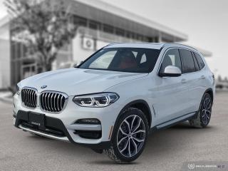 New 2020 BMW X3 xDrive30i - TWO TONE LEATHER! for sale in Winnipeg, MB