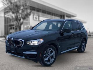 New 2020 BMW X3 xDrive30i Let US Go The Extra Mile for sale in Winnipeg, MB