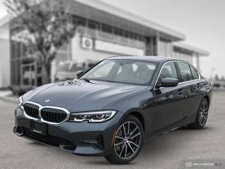 New 2020 BMW 3 Series 330i xDrive Let US Go The Extra Mile for sale in Winnipeg, MB