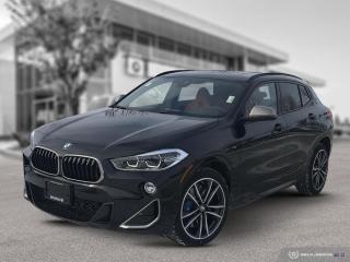 New 2020 BMW X2 M35i 300+HP!! Let US Go The Extra Mile for sale in Winnipeg, MB