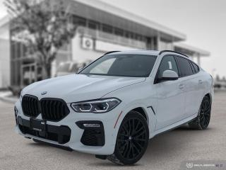 New 2020 BMW X6 xDrive40i Let US Go The Extra Mile for sale in Winnipeg, MB