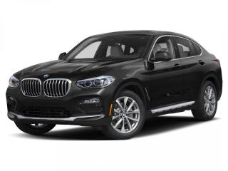 New 2020 BMW X4 xDrive30i Let US Go The Extra Mile for sale in Winnipeg, MB
