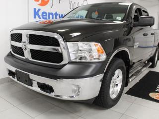 Used 2013 RAM 1500 4X4 with 3 front seats, seating up to 6 people! for sale in Edmonton, AB