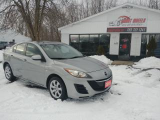 Used 2010 Mazda MAZDA3 GX for sale in Barrie, ON