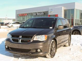 Used 2016 Dodge Grand Caravan SXT, LEATHER, STOW N GO for sale in Edmonton, AB