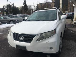 Used 2011 Lexus RX 350 Touring for sale in Scarborough, ON
