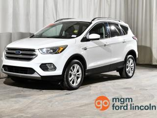 Used 2017 Ford Escape SE 4WD | HEATED FRONT SEATS | BACKUP CAMERA for sale in Red Deer, AB