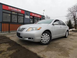 Used 2009 Toyota Camry XLE|SUNROOF|BLUETOOHT|LEATHER for sale in St. Thomas, ON