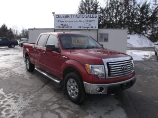 Used 2011 Ford F-150 XTR XLT 4X4 4 DOOR for sale in Elmvale, ON