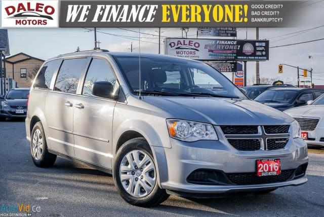 2016 Dodge Grand Caravan SXT | 7 PASS | NAVI | BACK UP CAM | POWER MIRRORS