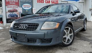 Used 2004 Audi TT TT -  2dr Cpe Quattro S Line for sale in Oakville, ON