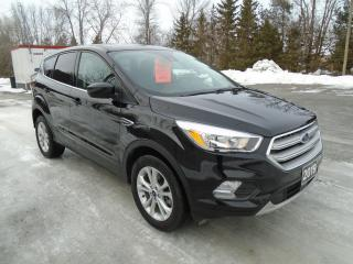 Used 2019 Ford Escape SE AWD / WITH SAFETY PACKAGE for sale in Beaverton, ON
