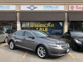 Used 2013 Ford Taurus SEL AWD, Navi, Leather, Sunroof for sale in Vaughan, ON