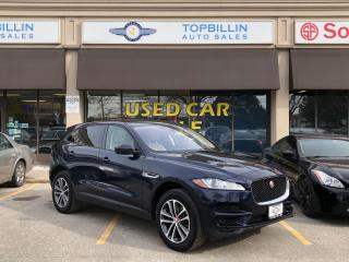 Used 2017 Jaguar F-PACE 20d Premium, AWD, Navigation, B Cam for sale in Vaughan, ON
