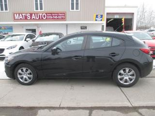 Used 2014 Mazda MAZDA3 GX-SKY HATCHBACK for sale in Waterloo, ON