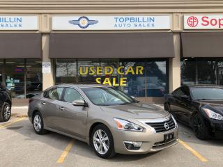Used 2014 Nissan Altima 2.5 SL, Navi, Sunroof, Blind Spot, Bluetooth for sale in Vaughan, ON