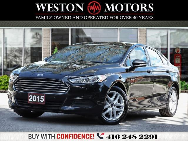2015 Ford Fusion SE*BLUETOOTH*REVERSE CAMERA*WOW ONLY 79KM!!!*