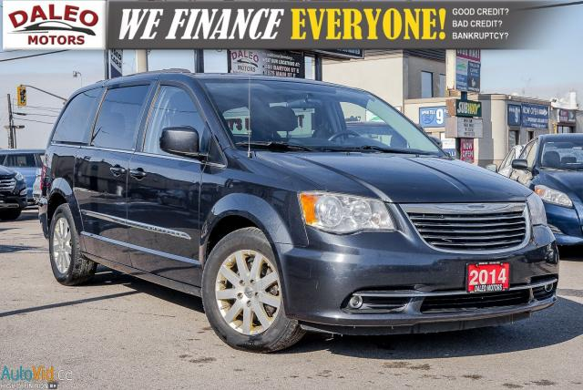 2014 Chrysler Town & Country Touring | 7 PASS | BACK-UP CAM | POWER HATCH |