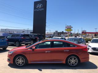 Used 2015 Hyundai Sonata 2.0T Ultimate w/Colour Pack for sale in North Bay, ON