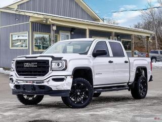 Used 2018 GMC Sierra 1500 SLE,ONE OWNER,4X4,CREWCAB,REMOTE START,R/V CAM for sale in Orillia, ON