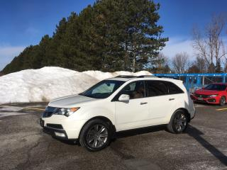 Used 2010 Acura MDX Elite for sale in Scarborough, ON